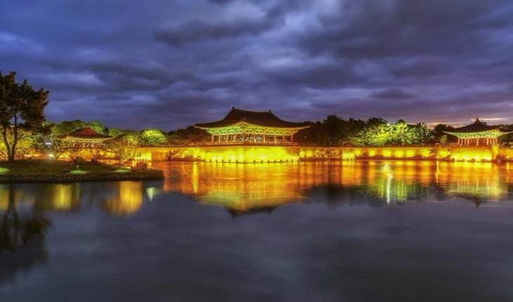 قصر دانگانگ و دریاچه وُلجی، انعکاسی از تاریخ کره جنوبی!