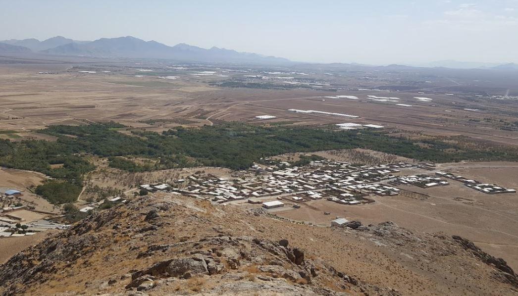 Cheshmeh-ye Ahmad Reza Village