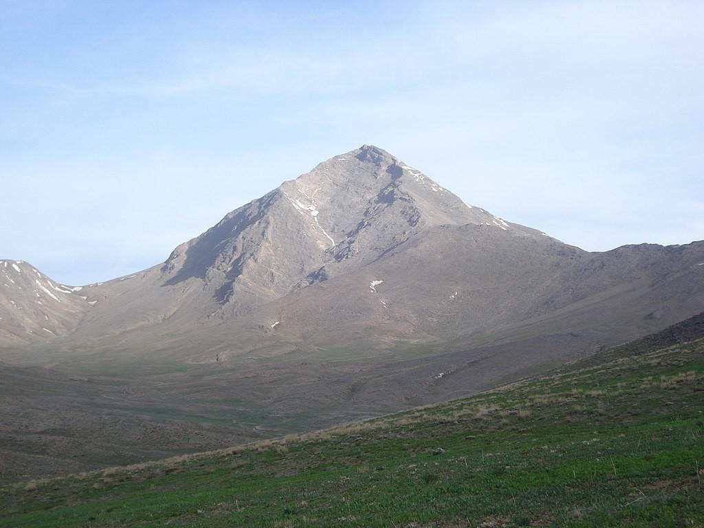 قله داراب شاه (دالانکوه)