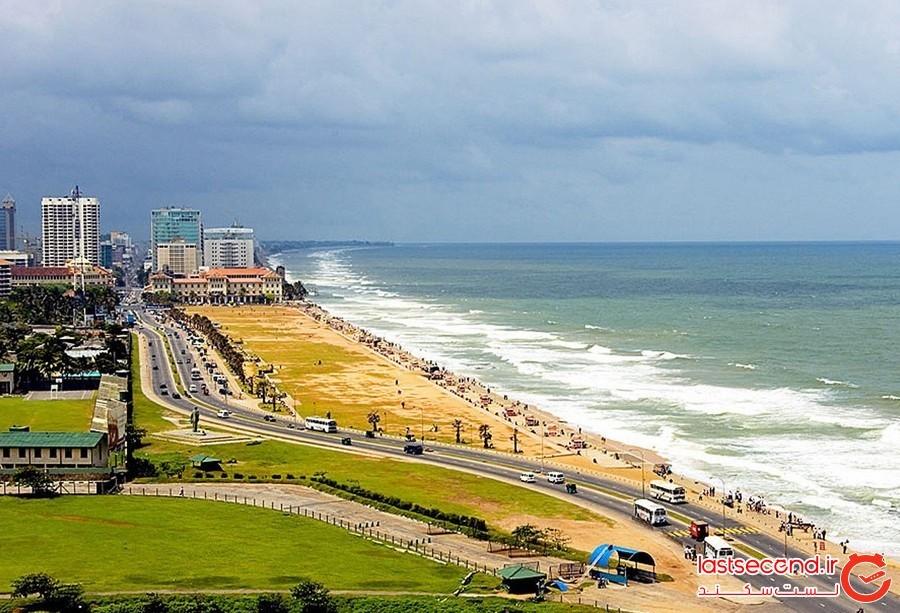 راهنمای سفر به کلمبو، پایتخت تجاری سریلانکا