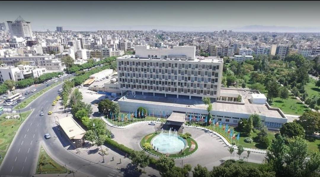 هتل هما 1 (احمد آباد مشهد)