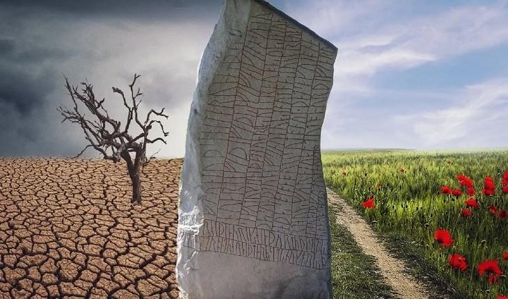 کتیبه ای از وایکینگ ها از تغییرات آب و هوایی و اقلیمی خبر می دهد!