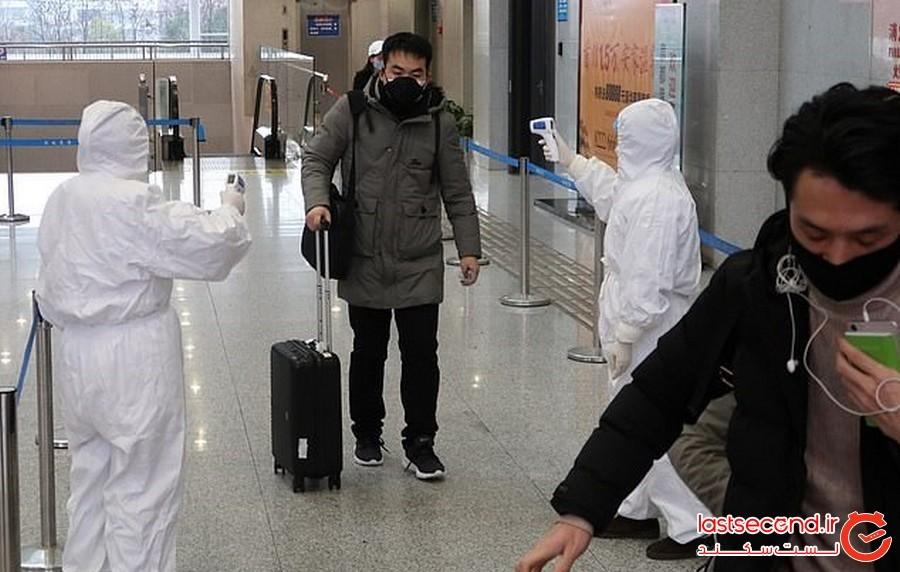 والدینی که بچه های خود را به دلیل ابتلا به کرونا ویروس در فرودگاه رها کردند