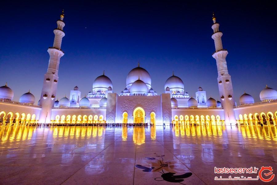 راهنمای سفر به ابوظبی و جاذبه هایش