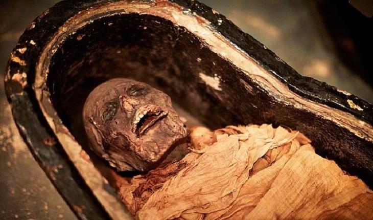 صدای مومیایی مصری پس از 3000 سال هنوز به گوش می رسد!