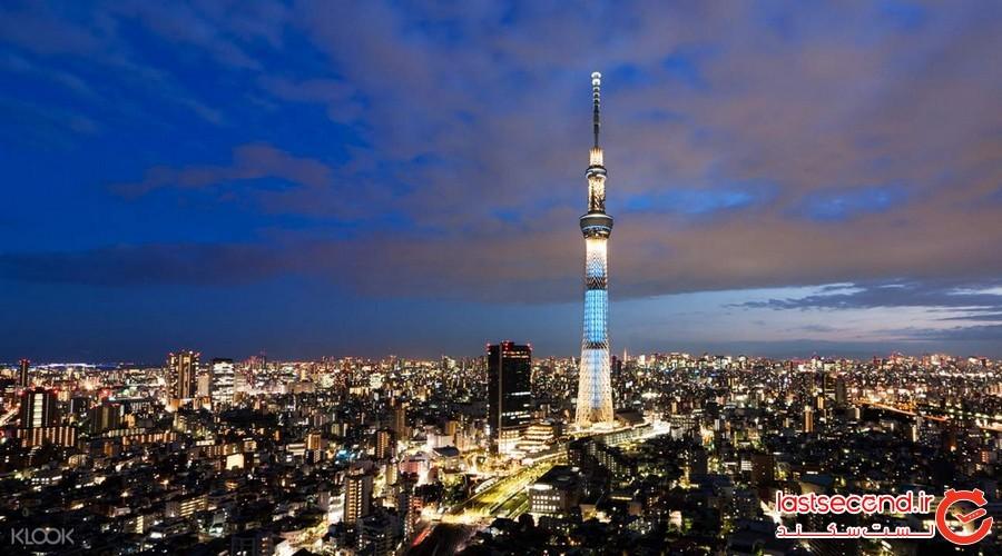 توکیو، شهر شکوفه های گیلاس و کارهایی که باید انجام داد