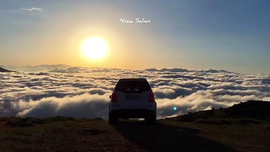 رقص ابرها در فیلبند مازندران