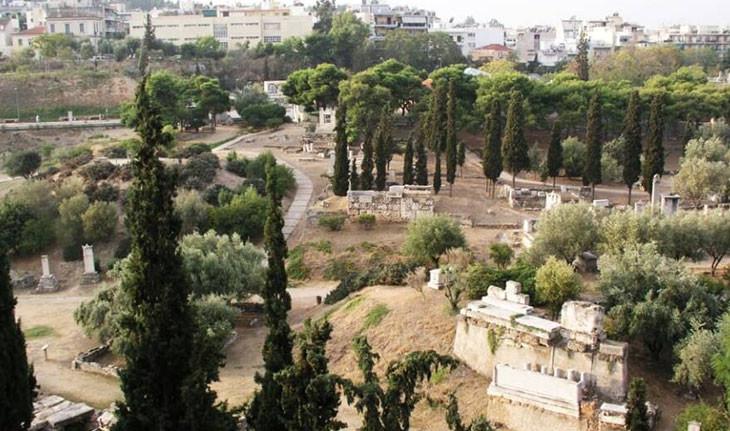 لوح های نفرین یونانیان باستان، در گورهای باستانی کشف شدند!