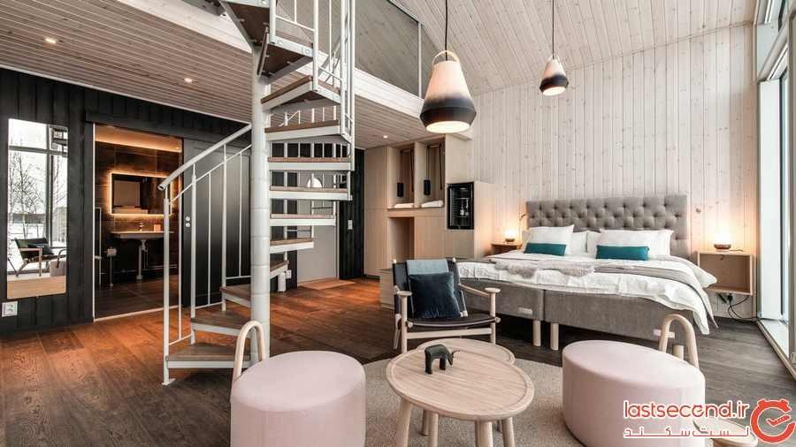هتلی لوکس و شناور در سوئد افتتاح شد!