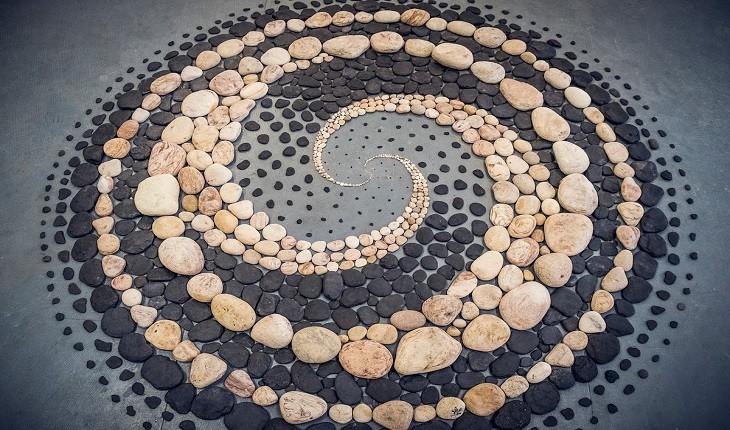 هنر زمینی، هنر خلق شگفتی با استفاده از ابزارهای طبیعت!