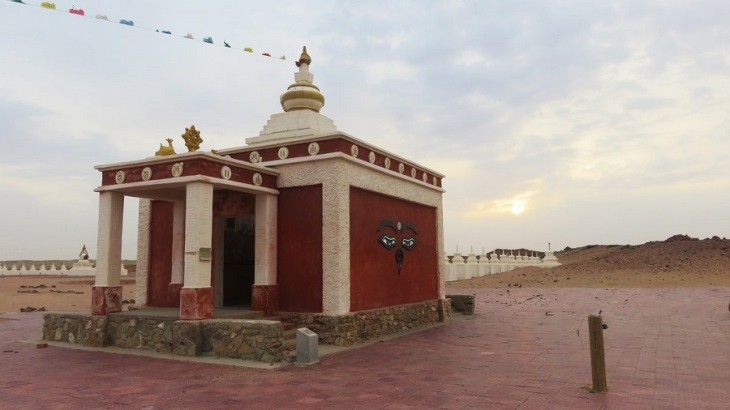 خامریین خیید مغولستان، مرکز انرژی معنوی بوداییان جهان!