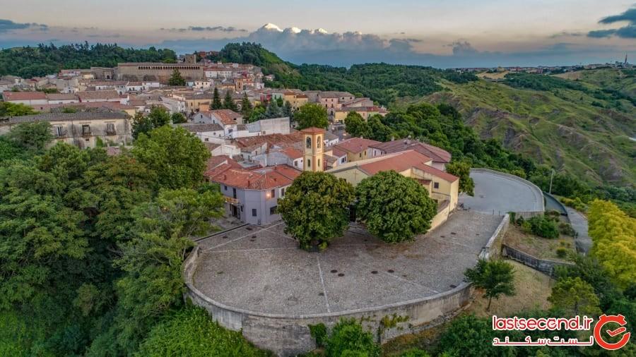 شهری که ده ها خانه یک یورویی دارد!