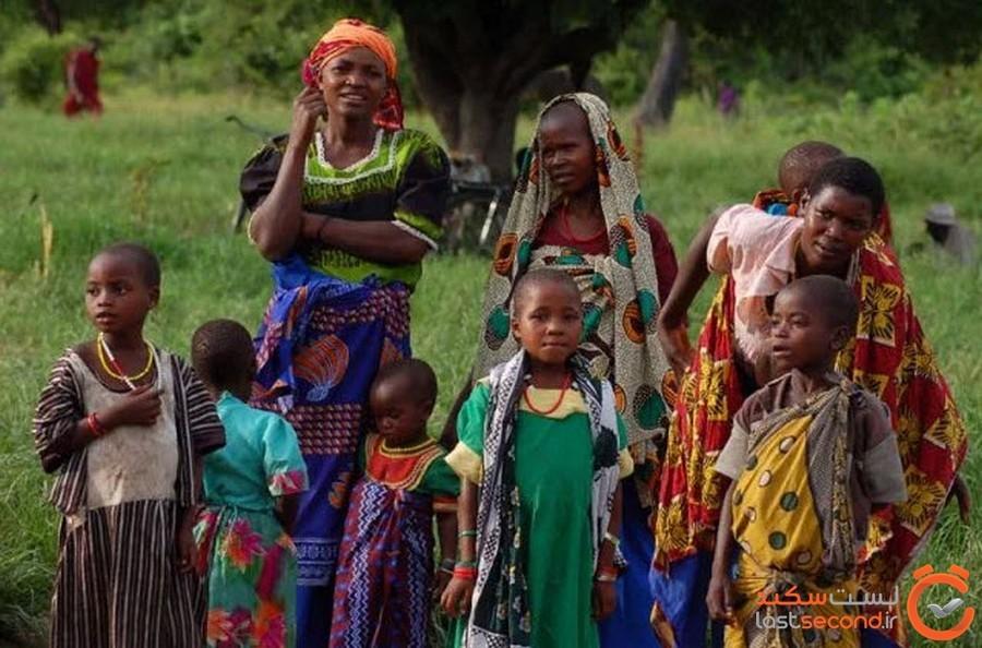 راز جمعیت ارواح در غرب آفریقا کشف شد!