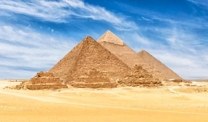 چهارمین هرم جیزه مصر هم پیدا شد!