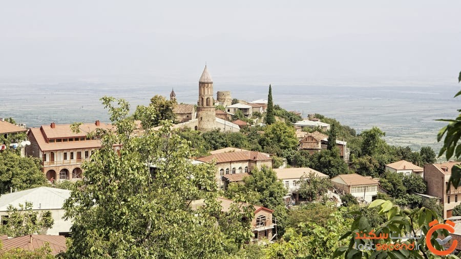 زیباترین جاذبه های گرجستان که دل هر گردشگری را آب می کند!