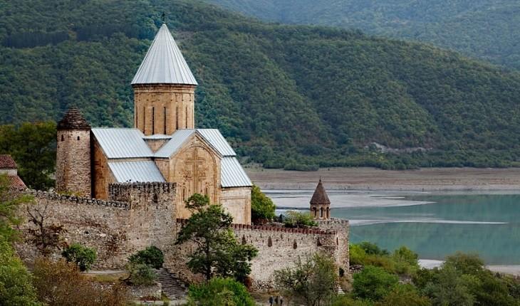 جاهای دیدنی گرجستان که دل هر گردشگری را آب می کند!