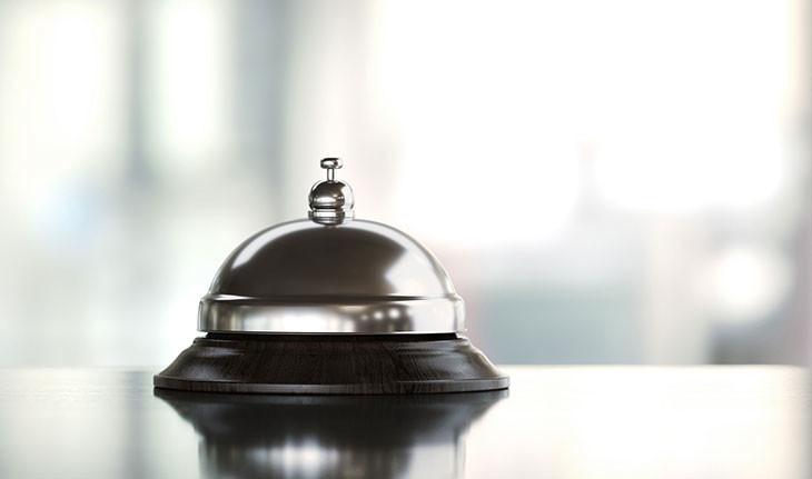 سیستم رتبه دهی هتلها به چه صورت است؟