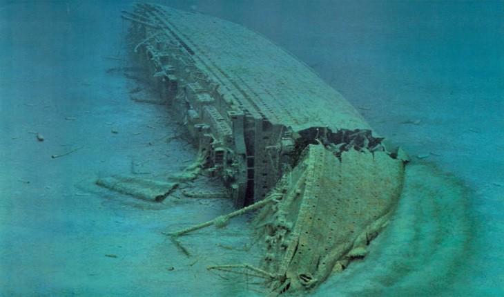 بریتانیک؛ کشتی غرق شده در عمق 100 متری، جاذبه گردشگری می شود!