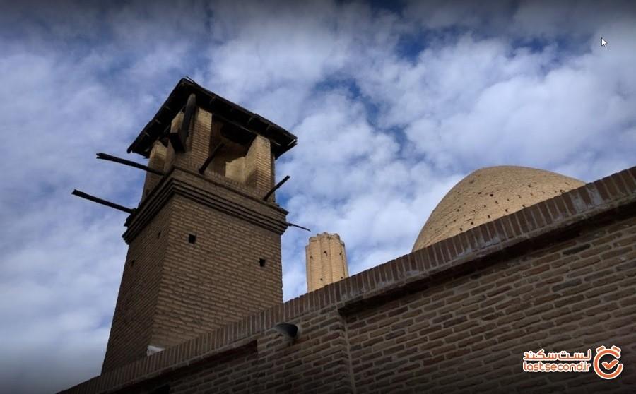 مسجد مدرسه معیرالممالک