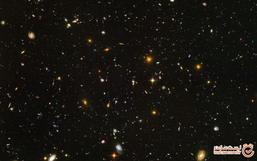 گردش در اعماق کهکشان ها: راز هایی در مورد ماده تاریک!