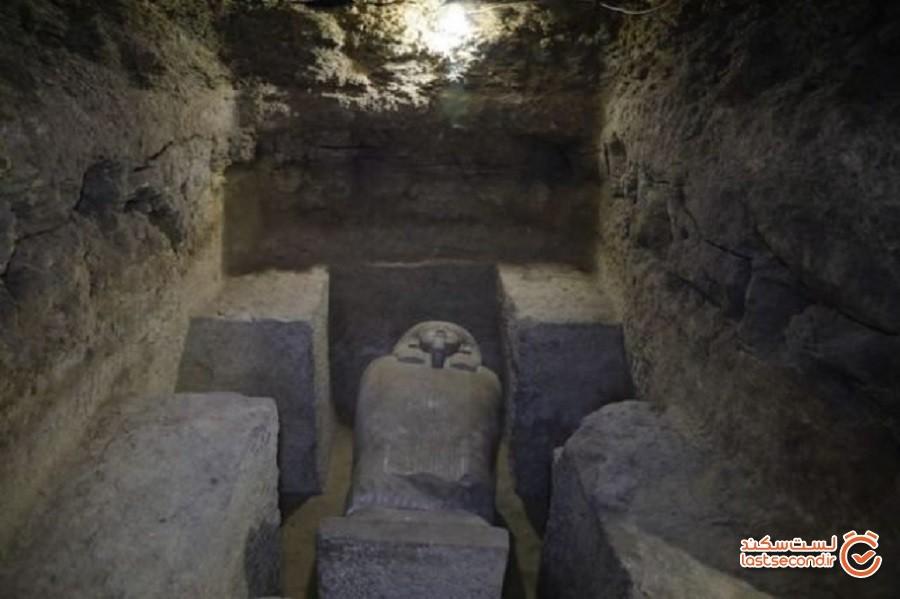 کشف مومیایی کشیشان مصری که همراه با خدمتگذاران زندگی پس از مرگشان دفن شده بودند