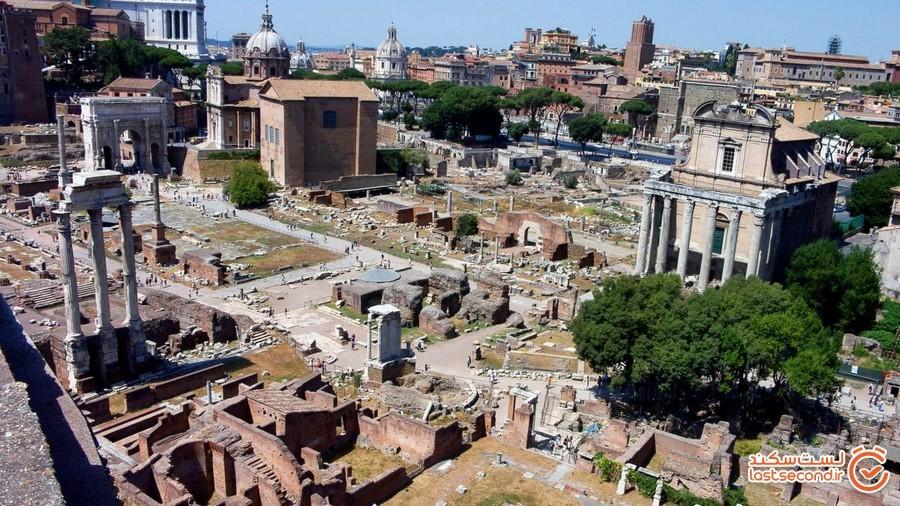 آرامگاه بنیانگذار افسانهای روم، رومولوس کشف شد