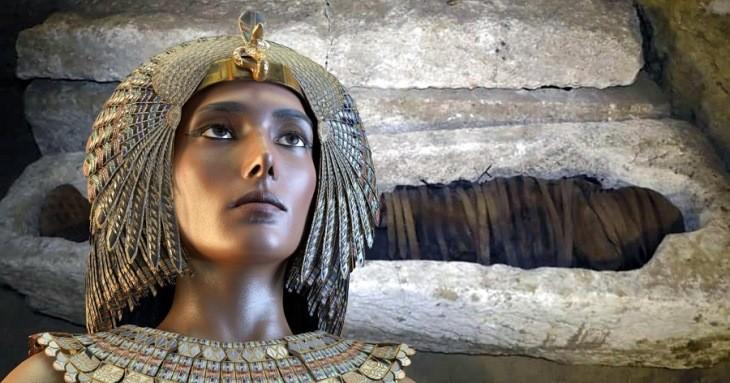 کشف مومیایی کشیش های مصری و خدمتکاران زندگی پس از مرگشان!