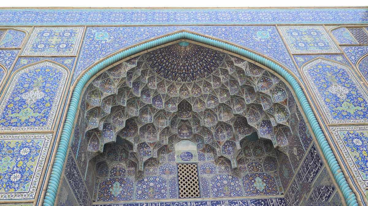 شیخ لطف الله، مسجدی اصفهانی که تاریخ ایران را روایت می کند!