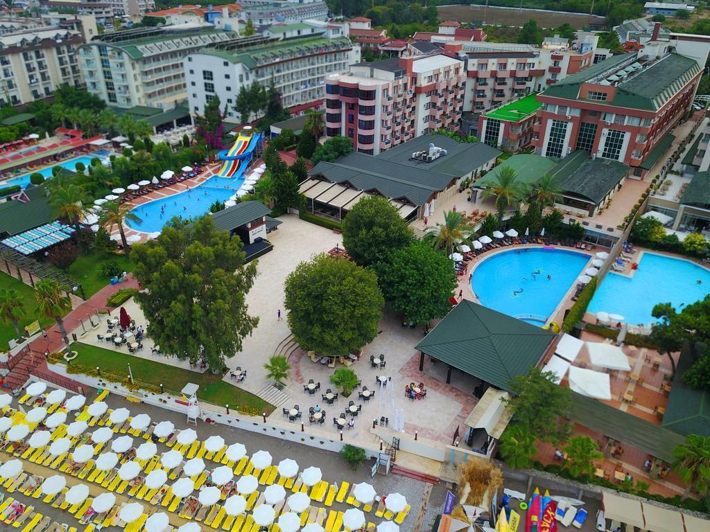 هتل پی جی اس رز رزیدنس بیچ