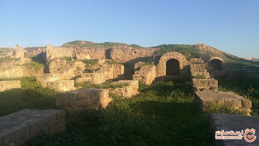 قلعه سلاسل شوشتر
