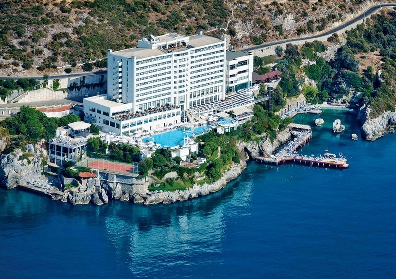 هتل کورومار دلوکس