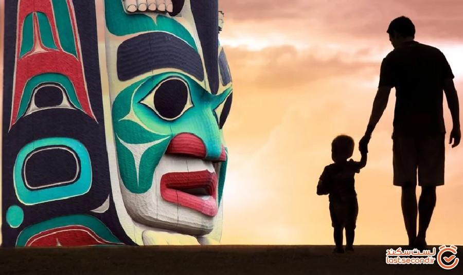 پدر و پسری که جمجمه بومیان آمریکا را کشف کردند!