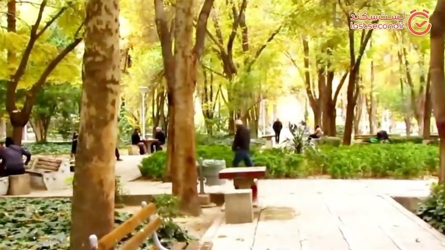 پاییز رویایی اصفهان
