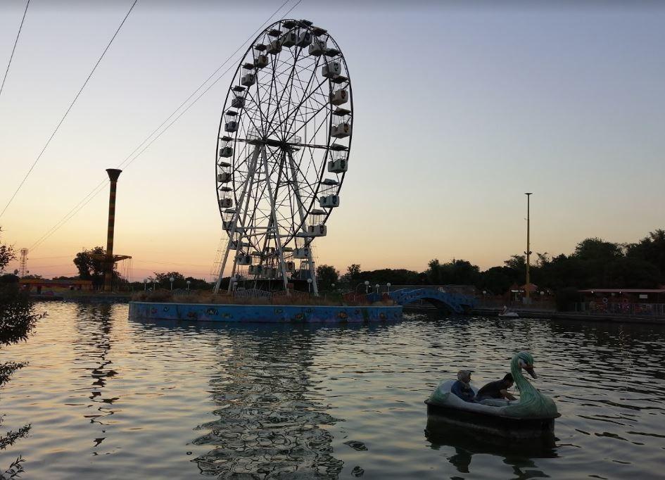 Mellat Park Recreational Complex