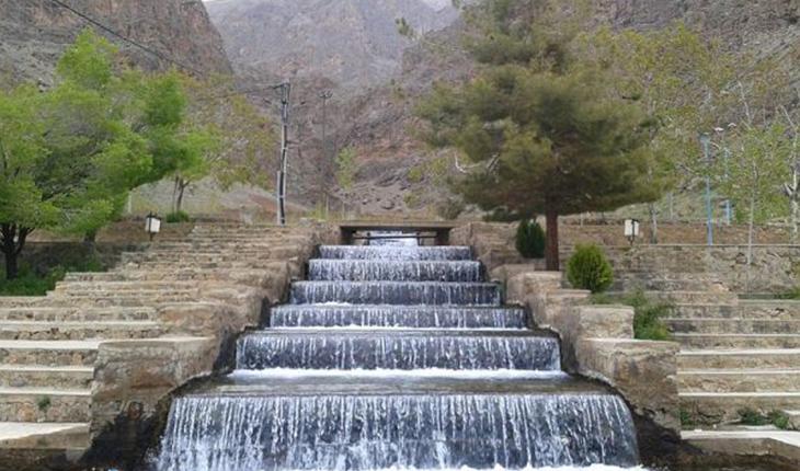 چشمه سراب فریدون شهر، زیبایی بی مثال بام ایران!