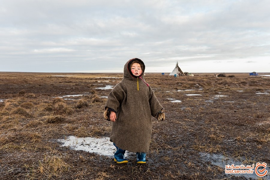 زنی شجاع که به جستجوی الگوی زندگی بومیان سیبری می رود