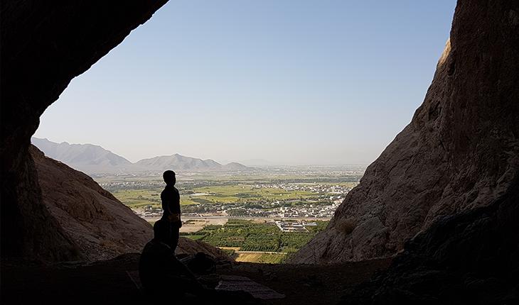 گردشی کوتاه در مجموعه باستانی هزاران ساله قلعه بزی مبارکه!