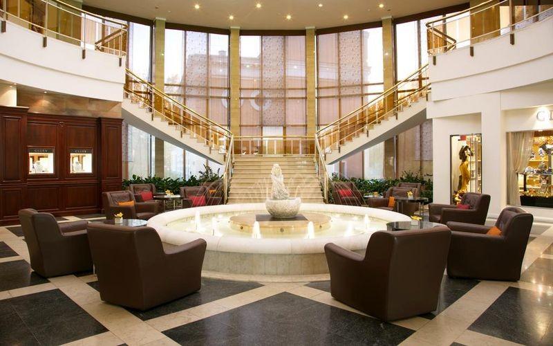 هتل و بیزینس سنتر رادیسون اسلاویانسکایا، مسکو