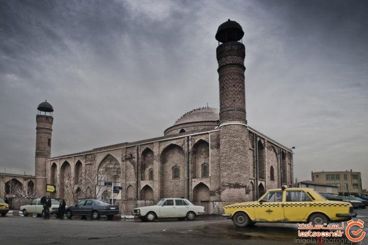 مسجد صاحب الامر یا شاه طهماسب تبریز