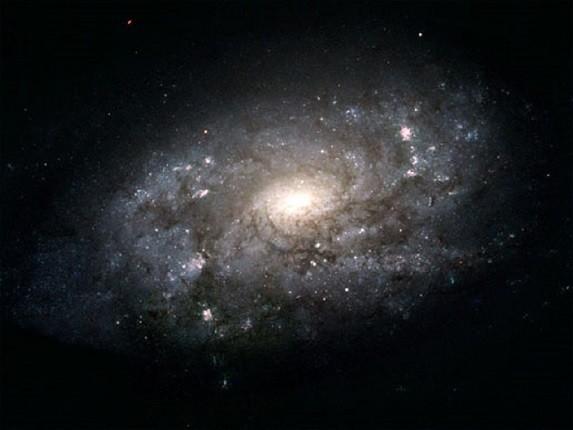 کشف اکسیژن در یک کهکشان خارج از منظومه شمسی!