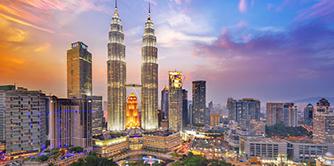 سفری با حال و هوای کریسمس به مالزی سنگاپور