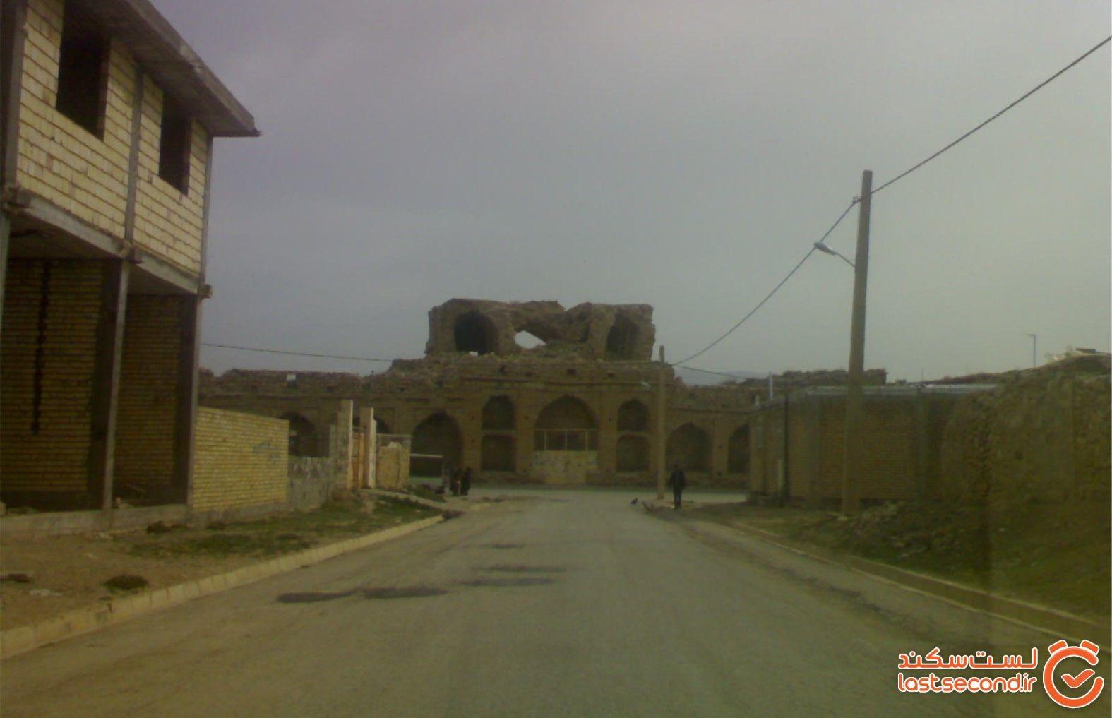شهر خان زنیان شیراز