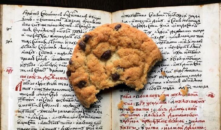 شیرینی شکلاتی که در کتابی چهارصد ساله کشف شد!