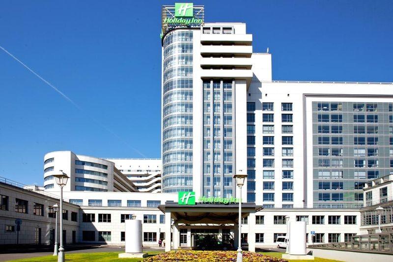 Holiday Inn St. Petersburg Moskovskie Vorota - 22.jpg
