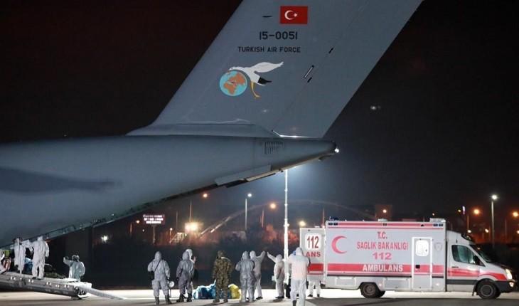کرونا به ترکیه هم رسید!