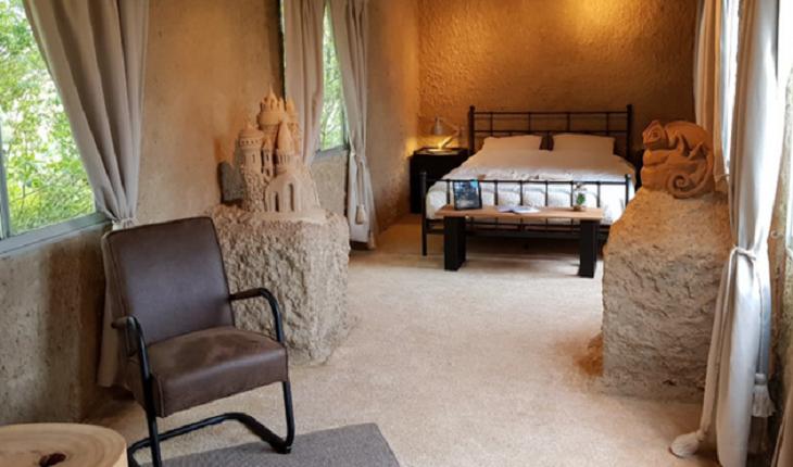 هتل های ماسه سنگی و شنی، تجربه جدیدی از اقامتگاهی خلاقانه