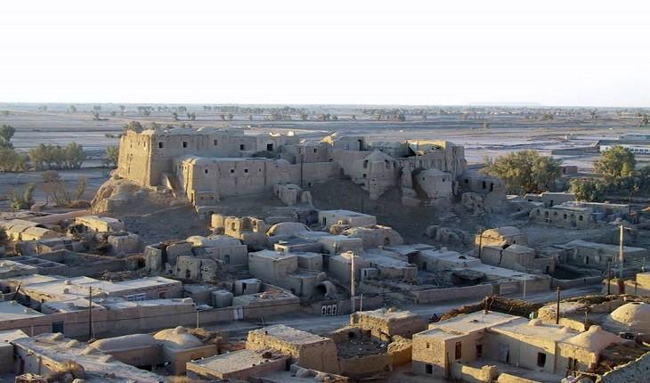 سه کوهه، ارگ پول ساز قاجار در زابل