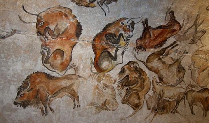 """کشف """"پناهگاه"""" متعلق به دوران پارینه سنگی در غار اسپانیایی"""