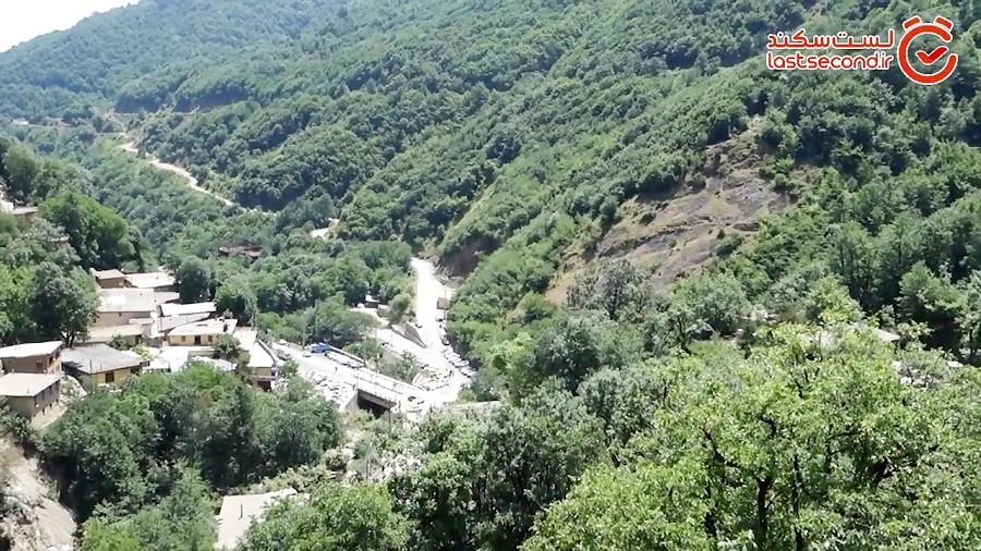 روستای زیبای ماسوله