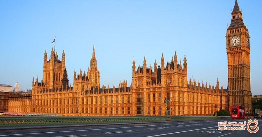 کشف گذرگاه مخفی متعلق به قرن هفدهم در ساختمان پارلمان بریتانیا